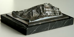 Paperweight of Mount Glärnisch (Switzerland)