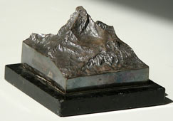 Paperweight of the Matterhorn